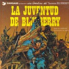 Cómics: COMIC TENIENTE BLUEBERRY LA JUVENTUD DE BLUEBERRY. Lote 31171648