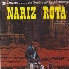 Cómics: COMIC TENIENTE BLUEBERRY NARIZ ROTA. Lote 31172168
