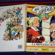 Cómics: COLECCIÓN AL UDERZO Nº 4 BELLOY Nº 2 LA PRINCESA CAUTIVA. GRIJALBO 1990 Y MUY DIFÍCIL!!!. Lote 31194018