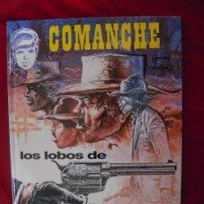 Cómics: LOS LOBOS DE WYOMING - COMANCHE 3 - HERMANN & GREG - CARTONE. Lote 31203361