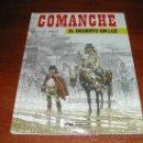 Cómics: COMANCHE Nº 5: EL DESIERTO SIN LUZ, , TAPA DURA, ED. JUNIOR (GRIJALBO) - REFª (JC). Lote 31268672