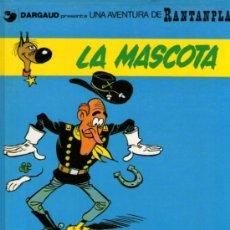 Cómics: RANTANPLÁN (PERRO DE LUCKY LUKE) - Nº 1 - EN CATALÁN - LA MASCOTA - GRIJALBO 1988 - BIEN CONSERVADO. Lote 70034154