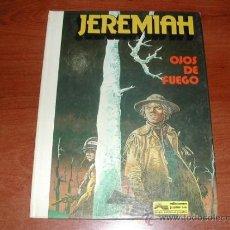 Cómics: JEREMIAH Nº 4, EDICIONES JUNIOR (GRIJALBO) TAPA DURA REFª (JC). Lote 31720744