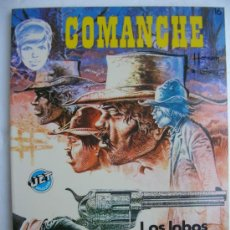Cómics: COMANCHE: Nº 4, 10 Y 16. Lote 31803329