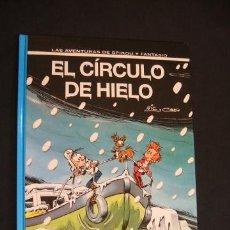 Cómics: SPIROU Y FANTASIO - Nº 42 - EL CIRCULO DE HIELO - JUNIOR - GRIJALBO MONDADORI - . Lote 31842110