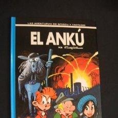 Cómics: SPIROU Y FANTASIO - Nº 39 - EL ANKÚ - JUNIOR - GRIJALBO MONDADORI - . Lote 31842230