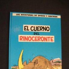 Cómics: SPIROU Y FANTASIO - Nº 4 - EL CUERNO DEL RINOCERONTE - JUNIOR - GRIJALBO -. Lote 31845993