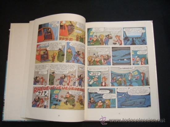 Cómics: SPIROU Y FANTASIO - Nº 42 - EL CIRCULO DE HIELO - JUNIOR - GRIJALBO MONDADORI - - Foto 5 - 31842110