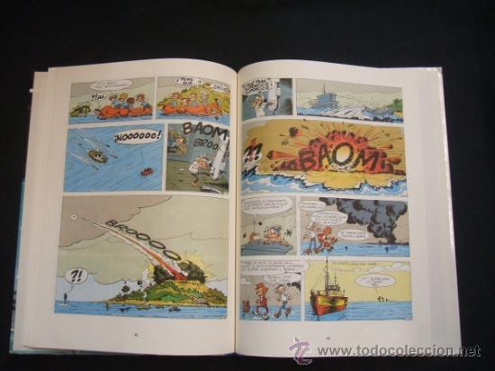Cómics: SPIROU Y FANTASIO - Nº 42 - EL CIRCULO DE HIELO - JUNIOR - GRIJALBO MONDADORI - - Foto 7 - 31842110