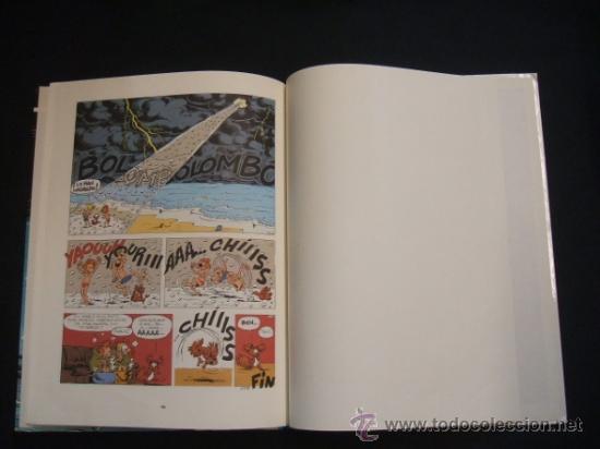 Cómics: SPIROU Y FANTASIO - Nº 42 - EL CIRCULO DE HIELO - JUNIOR - GRIJALBO MONDADORI - - Foto 8 - 31842110