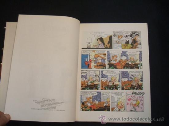 Cómics: SPIROU Y FANTASIO - Nº 39 - EL ANKÚ - JUNIOR - GRIJALBO MONDADORI - - Foto 4 - 31842230