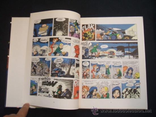 Cómics: SPIROU Y FANTASIO - Nº 39 - EL ANKÚ - JUNIOR - GRIJALBO MONDADORI - - Foto 5 - 31842230