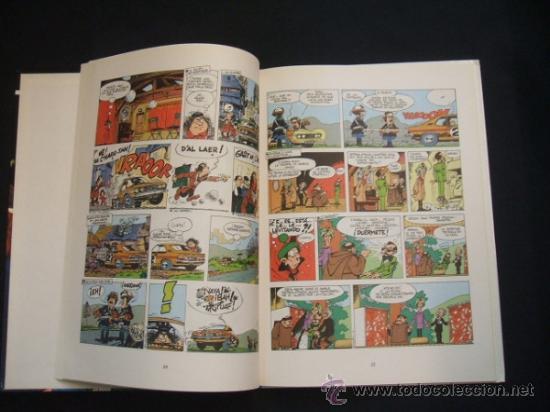 Cómics: SPIROU Y FANTASIO - Nº 39 - EL ANKÚ - JUNIOR - GRIJALBO MONDADORI - - Foto 6 - 31842230