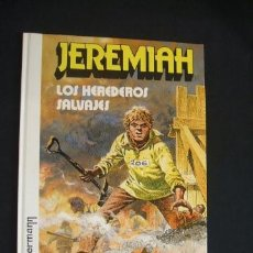 Cómics: JEREMIAH - Nº 3 - LOS HEREDEROS SALVAJES - HERMANN - JUNIOR - GRIJALBO - . Lote 31876273