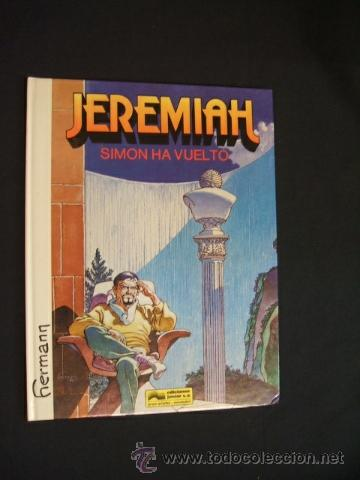 JEREMIAH - Nº 14 - SIMON HA VUELTO - HERMANN - GRIJALBO - MONDADORI - (Tebeos y Comics - Grijalbo - Jeremiah)