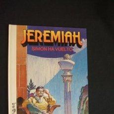Cómics: JEREMIAH - Nº 14 - SIMON HA VUELTO - HERMANN - GRIJALBO - MONDADORI - . Lote 31877110
