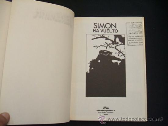 Cómics: JEREMIAH - Nº 14 - SIMON HA VUELTO - HERMANN - GRIJALBO - MONDADORI - - Foto 4 - 31877110