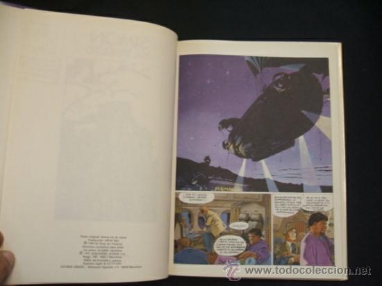Cómics: JEREMIAH - Nº 14 - SIMON HA VUELTO - HERMANN - GRIJALBO - MONDADORI - - Foto 5 - 31877110