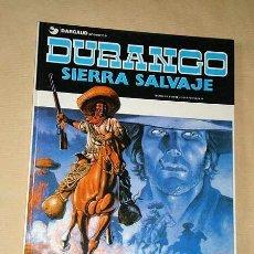 Cómics: DURANGO Nº 5. SIERRA SALVAJE. YVES SWOLFS. GRIJALBO, DARGAUD, 1989. +++. Lote 31912529