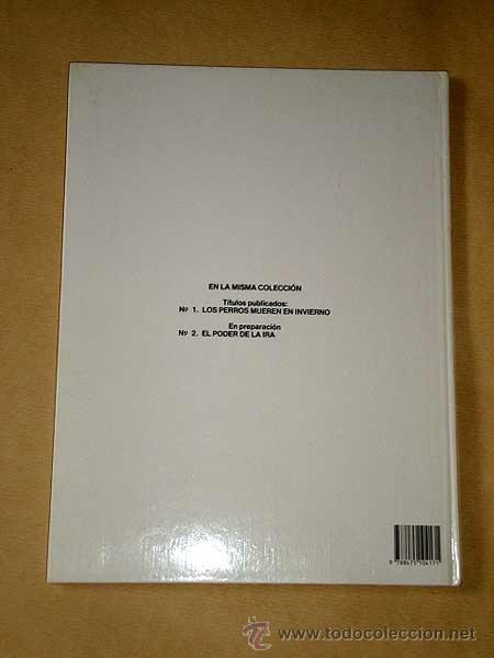 Cómics: DURANGO Nº 1. LOS PERROS MUEREN EN INVIERNO. YVES SWOLFS. GRIJALBO, DARGAUD, 1989. +++ - Foto 3 - 31912516