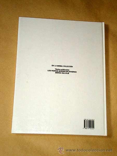 Cómics: DURANGO Nº 5. SIERRA SALVAJE. YVES SWOLFS. GRIJALBO, DARGAUD, 1989. +++ - Foto 3 - 31912529