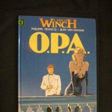 Cómics: LARGO WINCH - Nº 3 - O.P.A. - GRIJALBO - . Lote 32069363