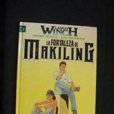 Cómics: LARGO WINCH - Nº 7 - LA FORTALEZA DE MAKILING - GRIJALBO - . Lote 32069435