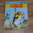 Cómics: LUCKY LUKE. LA MINA D'OR DE DICK DIGGER. Lote 32138158