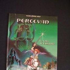 Comics: PERCEVAN - Nº 8 - LA TABLA DE ESMERALDA - GRIJALBO - DARGAUD - . Lote 32126553