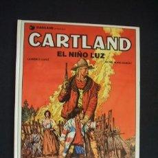 Cómics: CARTLAND - Nº 8 - EL NIÑO LUZ - GRIJALBO - DARGAUD - . Lote 32129200