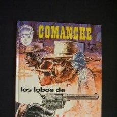 Cómics: COMANCHE - Nº 3 - LOS LOBOS DE WYOMING - GRIJALBO - MONDADORI - . Lote 32165710