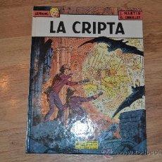 Cómics: LA CRIPTA. Lote 32366450