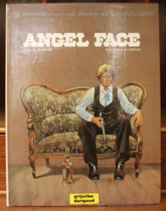 TENIENTE BLUEBERRY – GRIJALBO/DARGAUD – TOMO Nº 11: ANGEL FACE (Tebeos y Comics - Grijalbo - Blueberry)