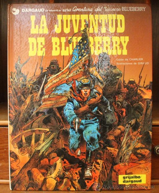 Teniente blueberry grijalbo dargaud tomo n comprar for Teniente blueberry