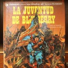 Cómics: TENIENTE BLUEBERRY – GRIJALBO/DARGAUD – TOMO Nº 12: LA JUVENTUD DE BLUEBERRY. Lote 32333288