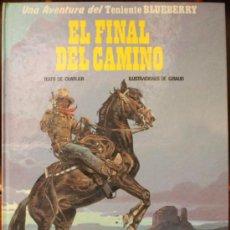 Cómics: TENIENTE BLUEBERRY – GRIJALBO/DARGAUD – TOMO Nº 26: EL FINAL DEL CAMINO. Lote 32365907
