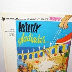 Cómics: ASTERIX GLADIADOR - Nº 4 *** EDITORIAL GRIJALBO - JUNIOR ** AÑO 1979. Lote 148648824