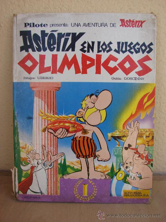 ASTERIX EN LOS JUEGOS OLIMPICOS (Tebeos y Comics - Grijalbo - Asterix)
