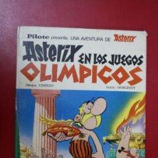 Cómics: UNA AVENTURA DE ASTERIX: ASTERIX EN LOS JUEGOS OLIMPICOS, PILOTE - EDITORIAL BRUGUERA 1968. Lote 32779390