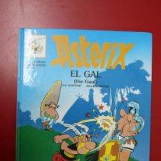 Cómics: UNA AVENTURA DE ASTERIX, EN CATALÁN E INGLES: EL GAL/ THE GAUL, GRIJALBO - DARGAUD 1996. Lote 32780315