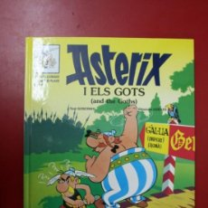 Cómics: UNA AVENTURA DE ASTERIX, EN CATALÁN E INGLES: ASTERIX I ELS GOTS, GRIJALBO - DARGAUD 1996. Lote 32780415