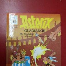 Cómics: UNA AVENTURA DE ASTERIX, EN CATALÁN E INGLES: GLADIADOR/ THE GLADIATOR, GRIJALBO - DARGAUD 1996. Lote 32780529