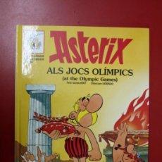 Cómics: UNA AVENTURA DE ASTERIX, EN CATALÁN E INGLES: ASTERIX AL JOCS OLIMPICS, GRIJALBO - DARGAUD 1996. Lote 32780558