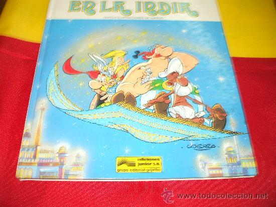 CUENTO DE ASTERIX CON PASTA DURA (Tebeos y Comics - Grijalbo - Asterix)