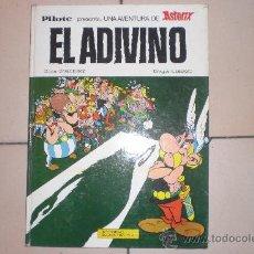 Cómics: ASTERIX EL ADIVINO 1973. Lote 32926792
