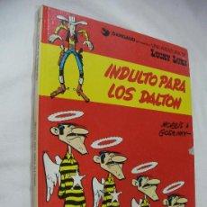 Cómics: INDULTO PARA LOS DALTON - LUCKY LUKE - TAPA DURA - ENVIO GRATIS ESPAÑA. Lote 33004616