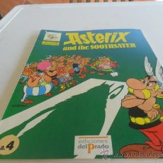ASTERIX DE EDICIONES EL PRADO Nº 4 AND THE SOOTHSAYER