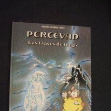 Comics: PERCEVAN - Nº 6 - LAS LLAVES DE FUEGO - GRIJALBO - . Lote 33009875