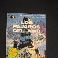 Cómics: VALERIAN - Nº 4 - LOS PAJAROS DEL AMO - GRIJALBO - . Lote 33010382
