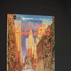 Cómics: VALERIAN - Nº 8 - LA CIUDAD DE LAS AGUAS TURBULENTAS - GRIJALBO - . Lote 33010728